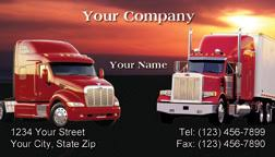 trucking company business card business cards wedding flickr