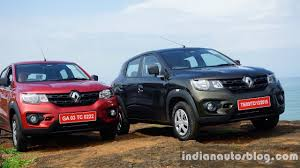 renault one india to be global production hub for the renault kwid