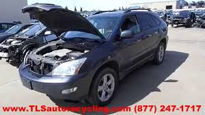 lexus crossover 2007 2007 lexus rx350 parts for sale save up to 60 youtube