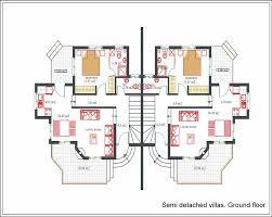 villa plans villa plans home plans blueprints 68580
