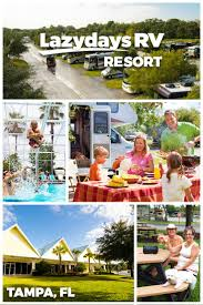 28 best lazydays rv resort tampa images on pinterest rv tampa