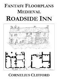 Medieval Floor Plans Medieval Roadside Inn Fantasy Floorplans Dreamworlds Wargame