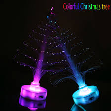 Christmas Tree With Optical Fiber Lights - popular 5 fiber optic christmas tree buy cheap 5 fiber optic