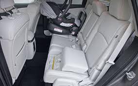 Dodge Journey 2012 - 2013 dodge journey backseat britax child booster seat photo
