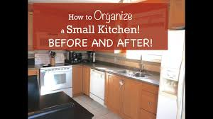 how to organize kitchen cabinets in a small kitchen how to organize a small kitchen before and after