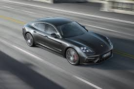 first porsche 2017 porsche panamera first look review u2013 motor trend car news