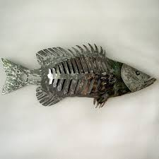 Fish Home Decor 48 Giant Wall Mounted Fish Sculpture Huge Fish Wall