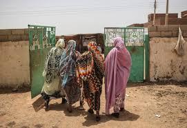 tenue bureau de vote au soudan jupe ou pantalon même sanction