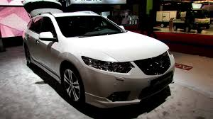 vintage honda accord 2013 honda accord type s exterior and interior walkaround 2012