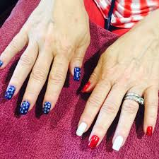 color touch hair and nails in crystal city and pentagon city meet