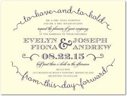 quotes for wedding invitation wedding invitation sayings rectangle landscape vintage with