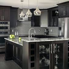 modern kitchen cabinets black and white contemporary kitchens with