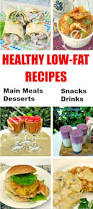 healthy low fat recipes with a blast