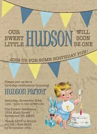 finding beauty in life vintage children u0027s birthday invitations
