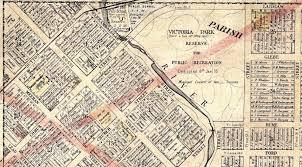 Paper Town Map William U0027s Razor U2013 Yass History Folklounge Daniel Kelly