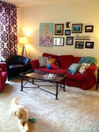 red couch decor living rooms with red couch red living room interior design ideas