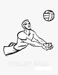 volleyball art coloring volleyball art coloring