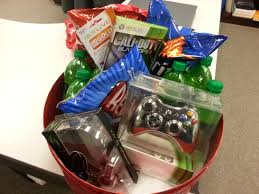 gamer gift basket a gamer s guide to s day big fish