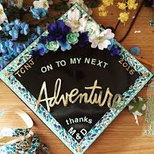 cap and gown decorations decorated graduation caps quotes memorable cap with decorated