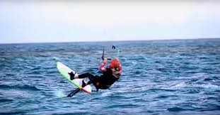Obama Necker Island Watch Barack Obama Kite Surf With Best Friend Richard Branson