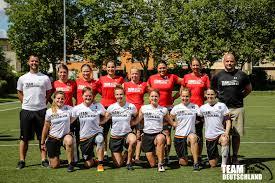 Red Flag Football Finaler Kader Des Damen Flagfootball Nationalteams Steht