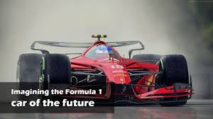 f1 cars we can only f1 cars will look this in 2025