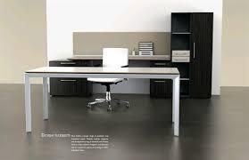 Office Desk Set Up Executive Modern Contemporary Office Desk Setup Bwy3004