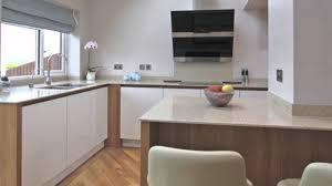white high gloss rotpunkt kitchen alton hampshire beau port