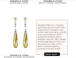 london jewellery designers news anabela chan london