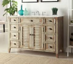 Mission Style Vanities Cottage Style Bathrooms A Blog Makeover The Inspired Room Bathroom