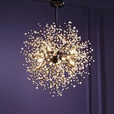 pendant lights led modern chandeliers firework led vintage wrought iron chandelier