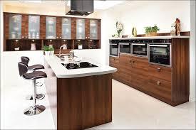 kitchen kitchen island with granite top and breakfast bar