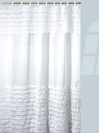 Grey Shabby Chic Curtains zoom shabby chic shower curtains white shower design shabby chic