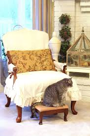 Cottage Style Slipcovers Slip Cover For Bergere Chair Home Style Pinterest Upholstery