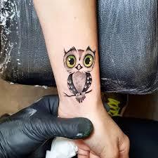 20 adorable small owl ideas tattooideassmall