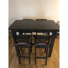 Ikea Stornas Bar Table Ikea Stornas Bar Table Aptdeco