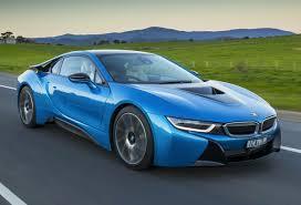 Bmw I8 Blue - bmw i8 on sale in australia from 299 000 performancedrive