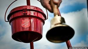 salvation army bell ringer broke world record in mississippi