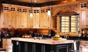 cabin kitchens ideas log cabin cabinets log cabin kitchens ideas masters mind com