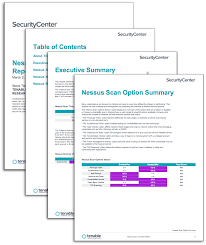 nessus report templates nessus scan summary report sc report template tenable