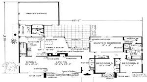 1970s ranch house plans house decorations