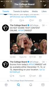 College Test Meme - annual psat memes the highlander