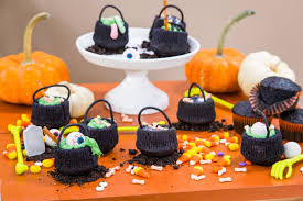 Cup Cakes Halloween by Cauldron Cupcakes Home U0026 Family Hallmark Channel