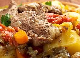 cuisine basma basma stew stock image image of garlic 35109871