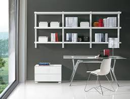 Desk And Shelving Units Have Fun With Office Shelving Units Home Design By John