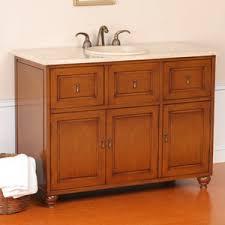 Wood Bathroom Vanity by 98 Best Cherry Wood Vanities Images On Pinterest Bath Vanities