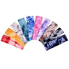 tie dye headbands eboot tie dye headbands cotton stretch headbands
