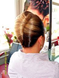 large hair pleats chignon banane french twist pinterest updo updos and french