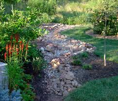 Bush Rock Garden Edging by My Weeds Are Very Sorry Subtraction