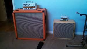 Orange Cabinet 4x12 Orange Mt20 Vs Your Ideas Telecaster Guitar Forum
